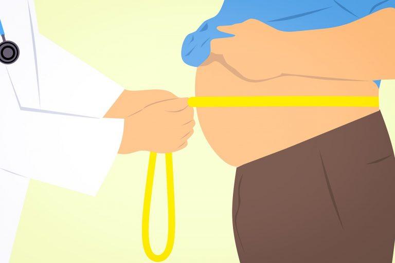 cukrzyca typu 1 a otyłość