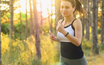 aktywność fizyczna a pompa