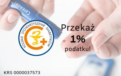 Przekaz-podatek-polskie-stowarzyszenie-diabetykow