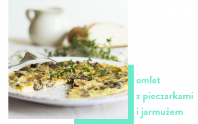 omlet z jarmużem cukrzyca dieta tlo