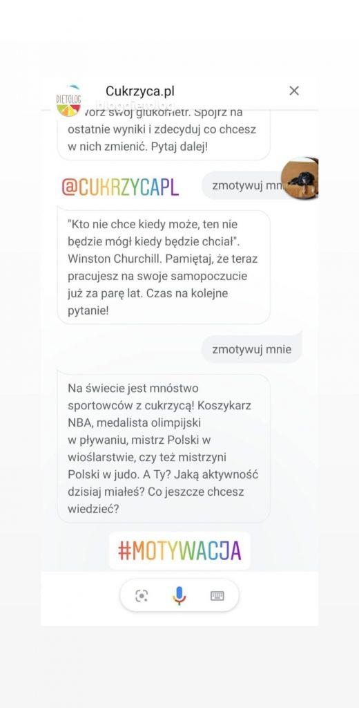 asystent cukrzyca.pl blogerzy testują dietolog