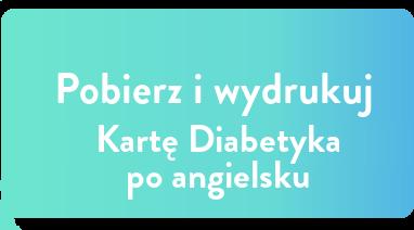 karta diabetyka pobierz i wydrukuj po angielsku