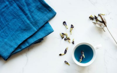 Niebieska herbata: czy może wpływać na stężenie glukozy?
