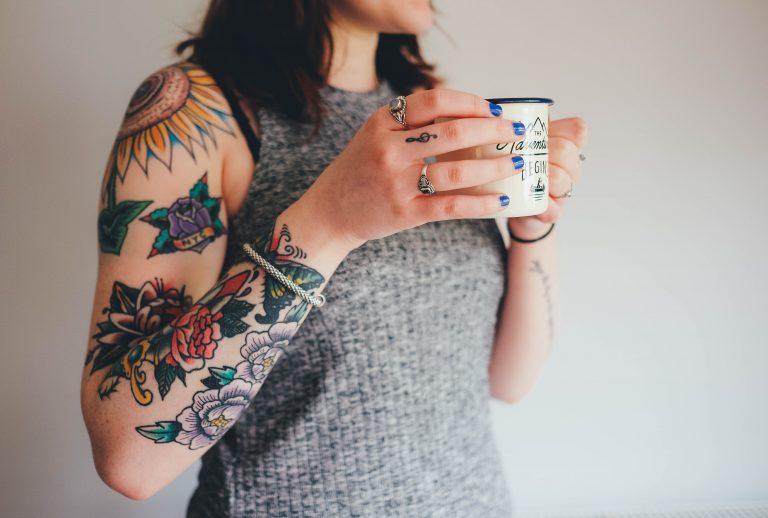 Tatuaż A Cukrzyca Biosensoryczne Tatuaże Wskażą Poziom Glukozy