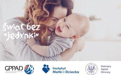 swiat bez jedynki 100 000 noworodków przebadano