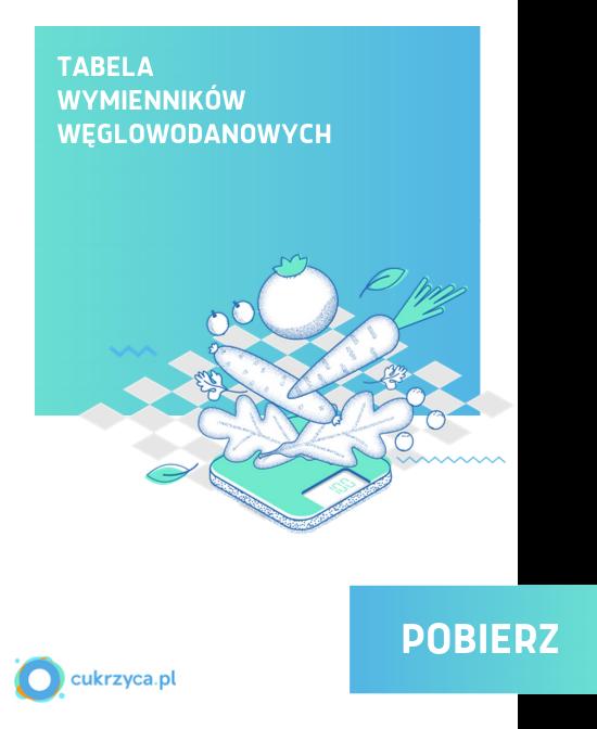 tabela-wymiennikow-weglowodanowych-pdf