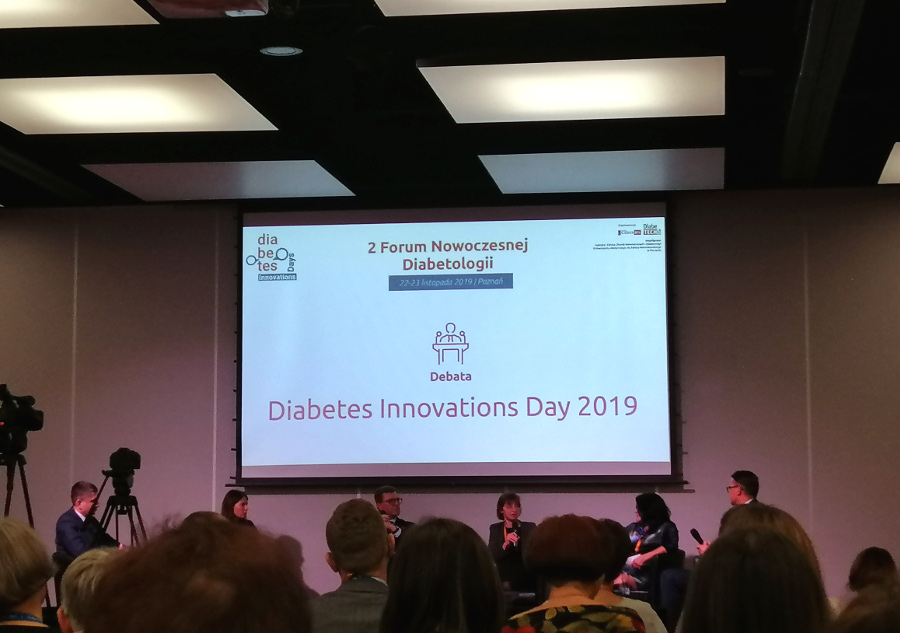 2 forum nowoczesnej diabetologii diabetes innovations days 2019