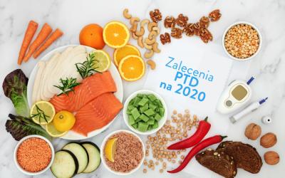 zalecenia ptd na 2020