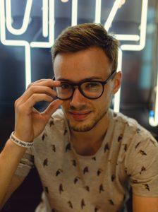 Maciej Łysiak_portret kolor