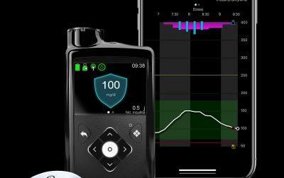 hybrydowa pompa insulinowa